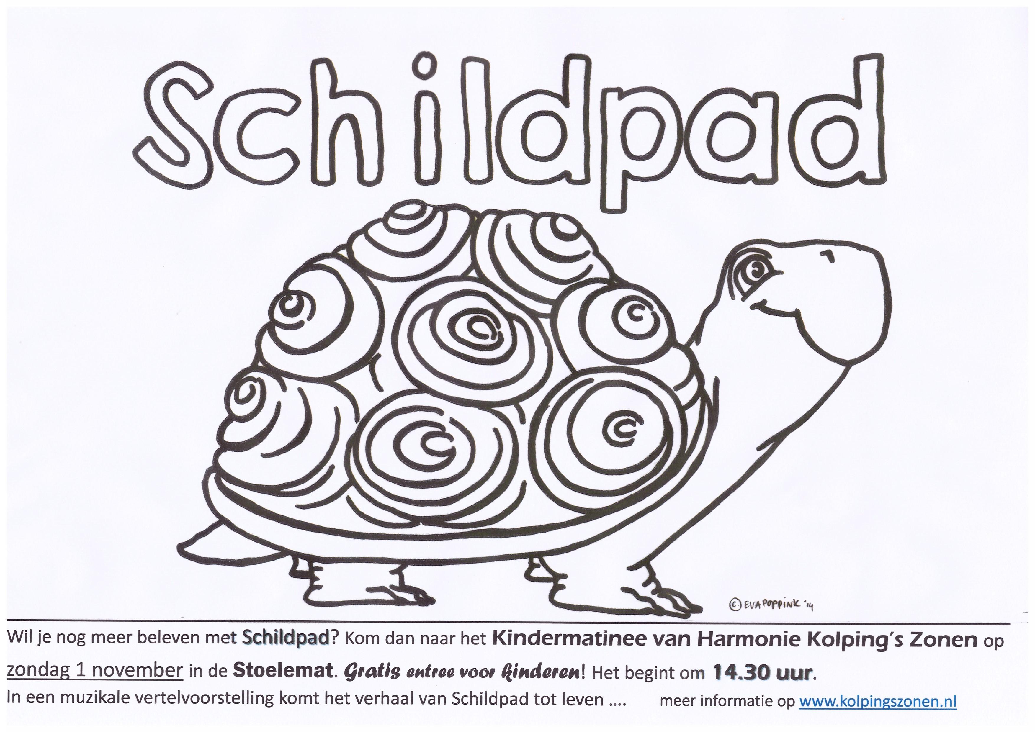 Nieuwsbrief Schildpad Zoekt Een Huis Kindermatinee Harmonie
